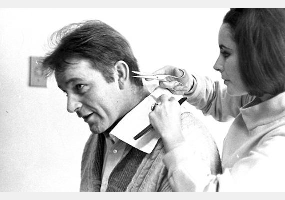 Elizabeth Taylor és Richard Burton.Fotó: The Burtons