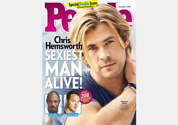 Chris Hemsworth számos mozisikerben játszott, így például a különleges látványvilágú Thor, a Star Trek, a Bosszúállók vagy a Hajsza a győzelemért című filmekben.