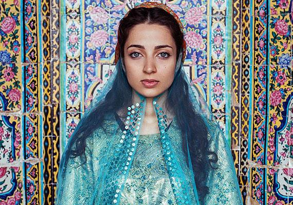 Szépség Iránban.
