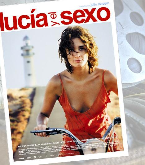 Szex és Lucia - 2001Julio Medem filmje végig a szex és szerelem körül forog, anélkül azonban, hogy minden pillanatában a testiséget ábrázolná. Lucia kivillanó mellbimbói a száguldó motoron azonban erotikusabbak, mintha végigszeretkezné a filmet.Kapcsolódó cikk:Az 5 legszexisebb pornósztár a férfi szerint »