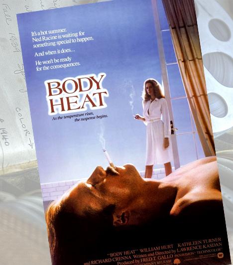 A test melege - 1981Kathleen Turner ellenállhatatlan a bűnös fülledt erotikus krimiben, ahol William Hurttel elégíti ki egymás jegelhetetlen vágyait. A gond csak azzal van, hogy mindeközben a hölgy körül minden gyanús.Kapcsolódó cikk:5 garantáltan összebújós film - Szerintünk »