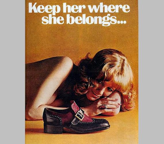 Tartsd ott a nőt, ahová való.