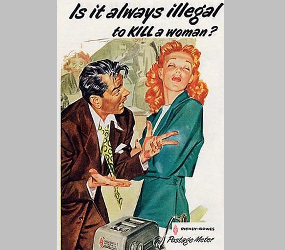 Minden esetben illegális megölni egy nőt?
