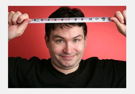 Jonah Falcon péniszrekorder a maga 34 centiméterével.
