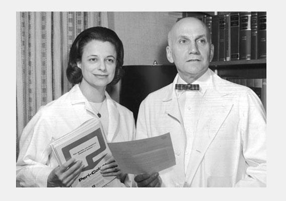 William Masters és Virginia Johnson, az ötvenes évek elszánt tudósai a szexualitás kutatásának szentelték életüket. A leghosszabb női orgazmust is sikerült dokumentálniuk, mely egészen 44 másodpercig tartott.