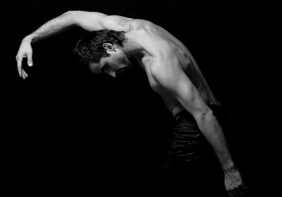 Randevú férfi balett-táncosok