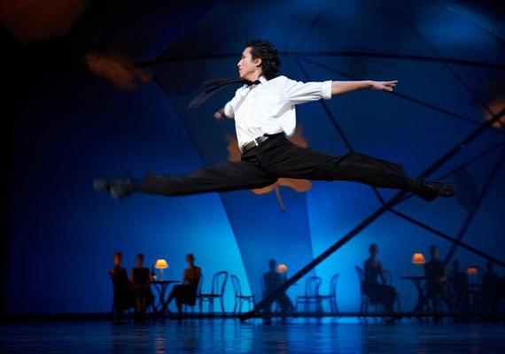 Yudai UematsuA Bécsi Állami Operaház balettiskolájában végzett, jelenleg a Győri Balett táncművésze.