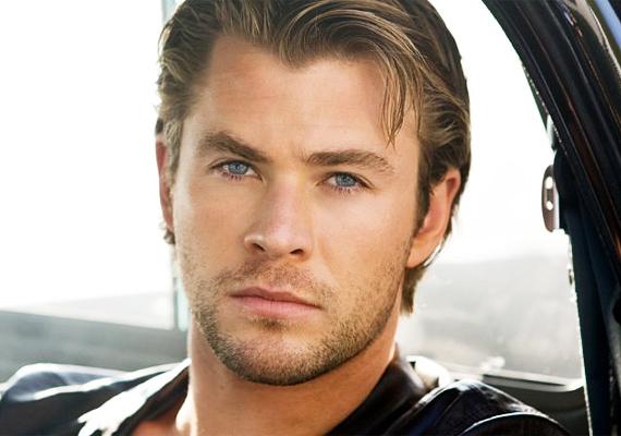 Chris Hemsworth kérdésére a válaszunk: Igen, bármikor elvihetsz minket egy körre!