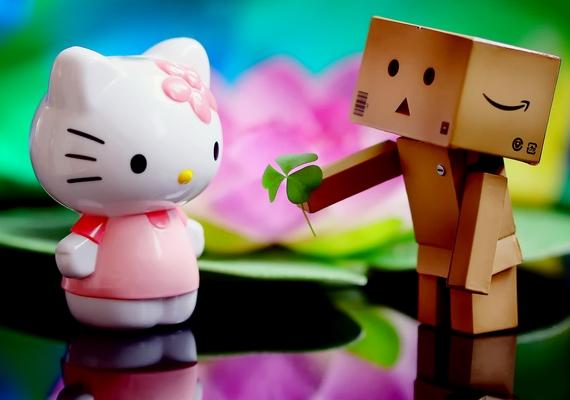 A szerelem nem válogat.Kattints ide a nagyobb képért! »