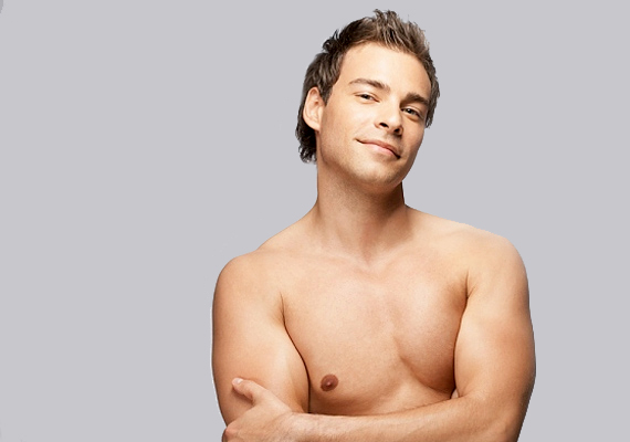 A mellkas és főként a mellbimbók izgatására a férfiak ugyanolyan gyönyört élnek át, mint a nők. Ne felejtsd ki a terület ingerlését az előjáték során!