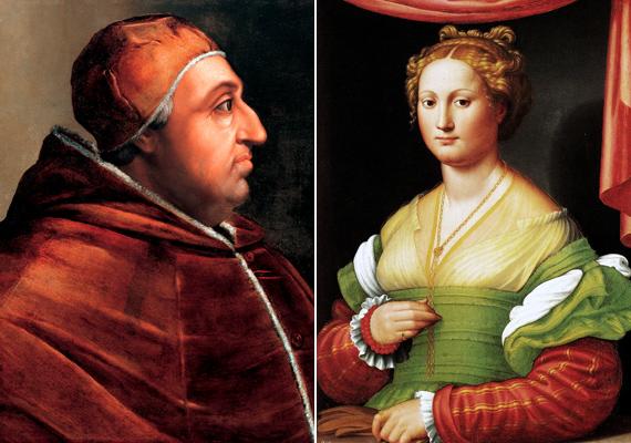 VI. Sándor pápának köztudottan a szeretője volt Vanozza Cattanei, akitől két gyermeke is született. A pápa szerető apának bizonyult, talán túlságosan is, ugyanis Róma-szerte az a hír járta, hogy Cesaréval és Lucreziával, vagyis a saját gyerekeivel is szexuális viszonyba bonyolódott. A pletykát Lucrezia első férfje terjesztette, tehát elképzelhető, hogy volt igazságalapja.