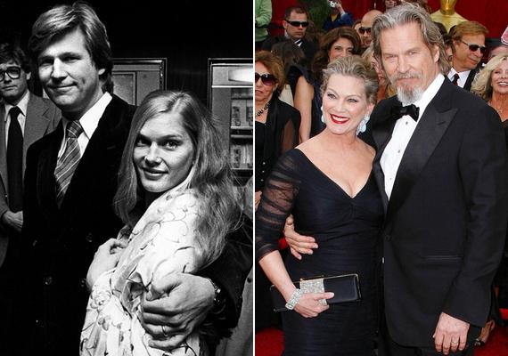 37 éve kötötte össze életét Jeff Bridges feleségével,Susan Gestonnal, akivel azóta is védik a magánéletüket. A színész saját bevallása szerint rögtön érezte, hogy Susan az igazi.