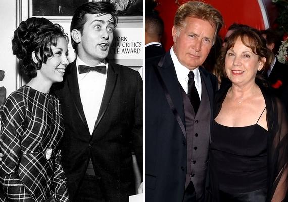 Házasságuk 53. évét tapossa idén Martin Sheen és JanetTempleton. Két közös gyermekük, Emilio Estevez - aki még édesapja eredeti vezetéknevét viseli - és Charlie Sheen szintén színész lett.