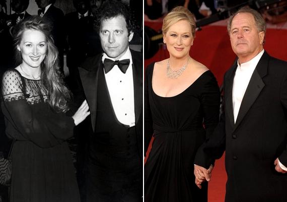 Meryl Streep és szobrász férje,Don Gummern a 36. házassági évfordulójukat ünneplik idén. A színésznő elmondása szerint kapcsolatuk a kölcsönös megértésen alapul.