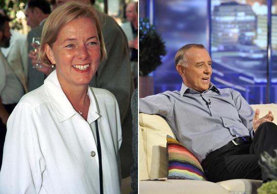 Cseke Péter és Sára Bernadett 1982-ben házasodtak össze, két gyermekük született.