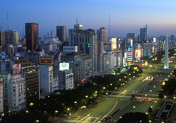 Buenos Aires nem maradhat ki a felsorolásból, hiszen a tangó hazájában mindig izzik a levegő.
