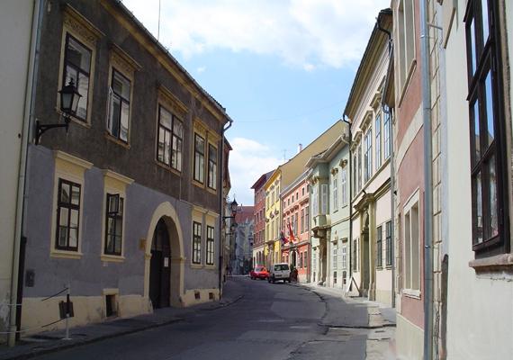 Helga: - Sopron városában lehet a legszebb romantikus sétákat tenni.