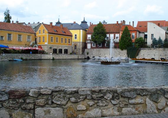Emese: - A Balaton-felvidék hangulata magával ragadó, ezért szeretem Tapolca városát.