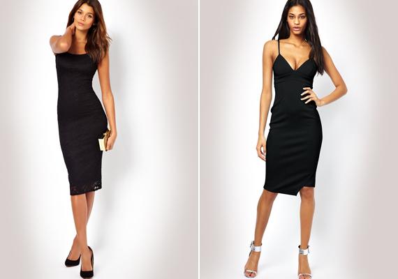 A klasszikus kis fekete ruha nemcsak praktikus alkalmi viselet, hanem - főként ceruzafazonban - az egyik legszexibb női öltözék is.
