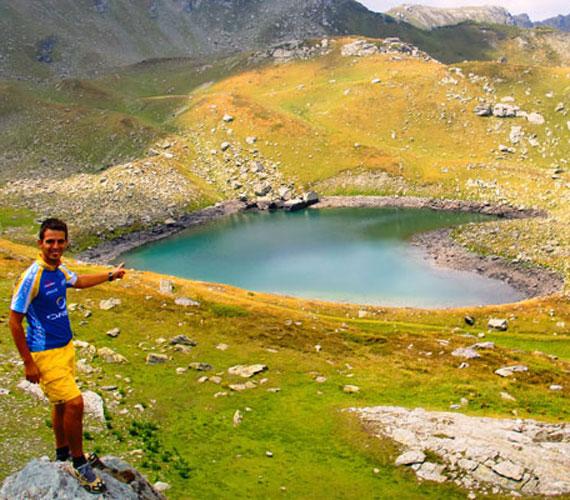 A koszovói Alpokban is rejtőzik egy szív alakú tengerszem.