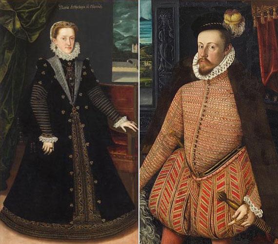 II. Károly herceg is saját unokahúgát, Bajorországi Mária Anna hercegnőt vette feleségül.