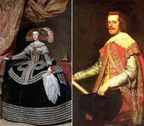 IV. Fülöp spanyol király 1649. október 7-én Madridban vette feleségül unokahúgát, a 14 éves Mária Anna osztrák főhercegnőt.