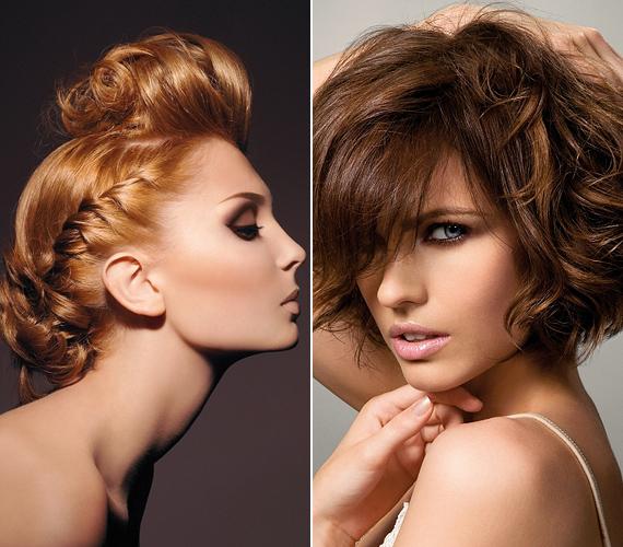 A kevés haj soknak is tűnhet, ha okosan dolgozol vele. A megzabolázatlan hullámok és a tupír megemelik a hajtöveket, így megnövelik a hajtömeget.