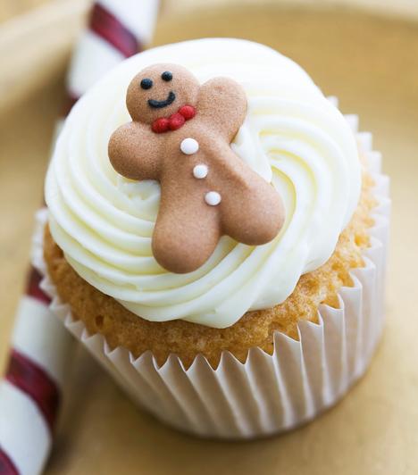 Muffin  A muffin tökéletes minden alkalomra, hiszen akár fél óra alatt elkészül sütéssel együtt és még csak elrontani sem lehet. Nem beszélve arról, hogyha van egy tökéletes alaprecepted, azt utána azzal gazdagíthatod, amivel csak szeretnéd.  Kapcsolódó cikk: 6 hipergyors karácsonyi desszert »
