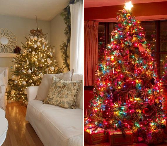A karácsonyfaégők is sokat elárulnak a jellemről. A klasszikus sárgán világító izzók szerint a hagyományok tisztelete és a régmúlt eszméinek követése közel áll hozzád, te vagy az, akire mindig lehet számítani, pontosan ezért megbecsült tagja vagy a családi és a baráti körnek is, mindenki nagyon tisztel. A színes égők arra utalnak, hogy nyitott vagy az újdonságra, és rendkívül pozitív a kisugárzásod, öröm a társaságodban lenni. Te mindenben meglátod a jót, és ennek megfelelően próbálsz a világba is némi jóságot csempészni.