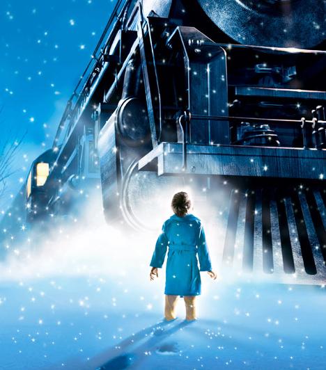 Polar Expressz  A főhős még csak tíz éves, de már majdnem biztos benne, hogy a Mikulás nem létezik és a karácsony csak a szülők trükkje, amikor az éjszaka közepén, hatalmas robajjal csillogó fekete vonat áll meg közvetlenül a házuk előtt. A kalauz azt mondja, egyenest érte jöttek. Miután hitetlen hősünk habozva felszáll, a Polar Expressz pöfögve megindul: apró, pizsamás utasaival az Északi-sarkra, hogy részesei lehessenek annak az ünnepi pillanatnak, amikor a Mikulás a manók jelenlétében átadja az általa választott gyermeknek az első karácsonyi ajándékot.