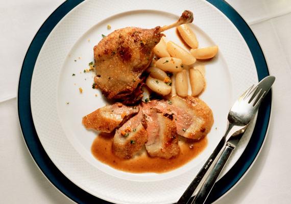 A pulykasült Amerikában az ünnepi menüsor része, ha nem szereted a halat, akkor te is elkészítheted. Kattints ide a receptért! »