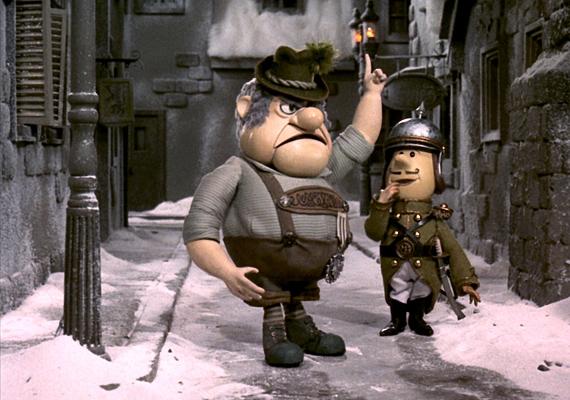 Burgermeister Meisterburger a Santa Claus is Comin' to Town című film negatív főhőse. Ő Sombertown polgármestere, akinek egyetlen célja, hogy illegálissá tegye a játékok használatát, és bebörtönözze azokat, akik mégis játékra vetemednek.