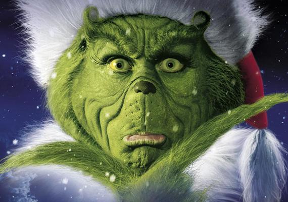 A kifalvi kiknek azzal kell szembesülniük karácsony reggelén, hogy a rettegett Grincs ellopta az ünnepet. A Kobak-hegyen lakó zöld manó zsákba rejti a dekorációt, és az összes ajándékot is, hogy megkeserítse a falu karácsonyát, de Cindy Lou Kinek köszönhetően terve kudarcba fullad.