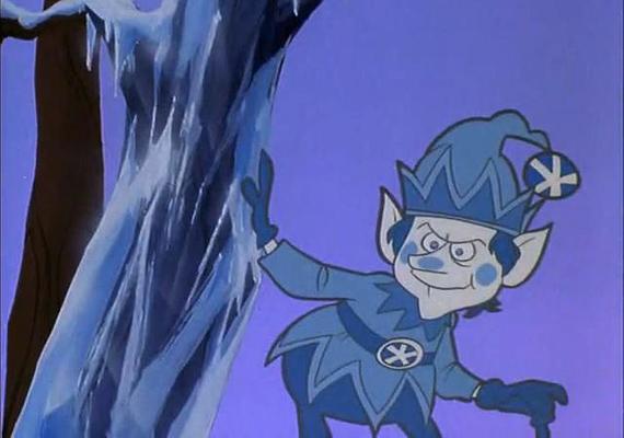 A legendás Jack Frostról, azaz Fagy Jancsiról, aki a hideg időjárásért felelős, úgy tartják, hogy áldozatait megöli, és a hó alá temeti. De a manó még a Mikulással is ujjat húz, ha lehetősége adódik rá.
