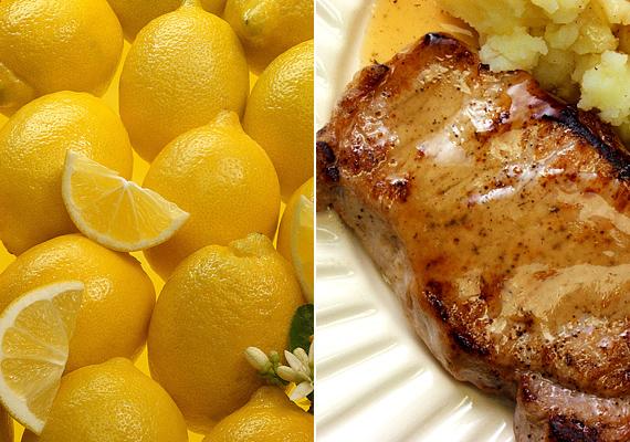 Ha az egyszerűbb ételeket kedveled, próbáld ki a citromos sertéssültet. Kattints ide a receptért! »