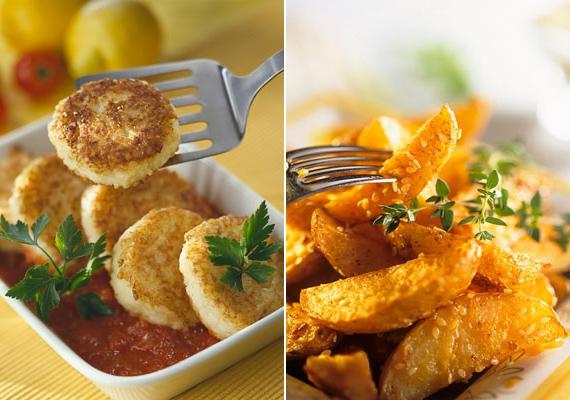 Ha unod a krumplipürét, de a burgonyát nem mellőznéd, nézd meg ezeket a recepteket. »