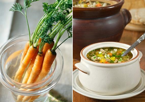 A zöldséges libaleves egészen más ízélményt nyújt, mint a csirkéből vagy pulykából készült. Így készítsd el! »