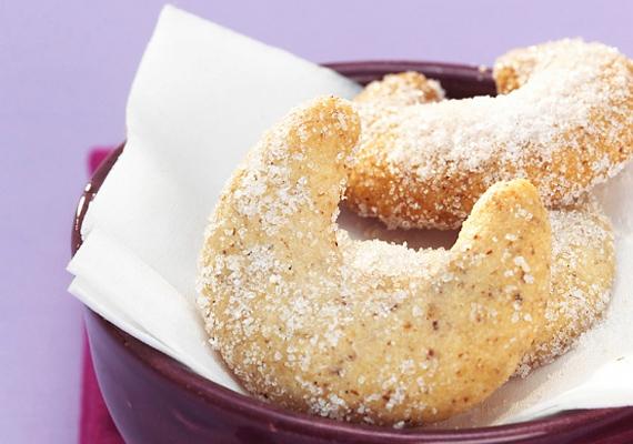 A vaníliás kifli szintén hamar megvan. Kattints ide a receptért! »