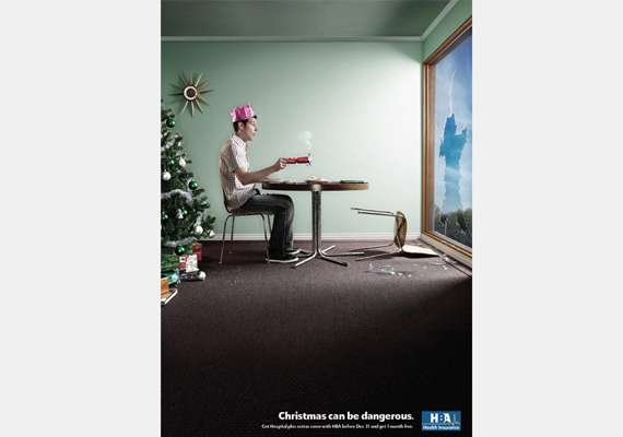Csak óvatosan a pukkantós karácsonyi bonbonokkal, mert életveszélyesek lehetnek! Fogadd meg a HBA életbiztosítási cég tanácsát!