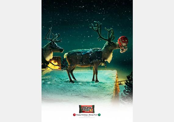 Vajon szólt valaki Rudolfnak, hogy ez a piros orr nem fog neki irányt mutatni a sötétben?