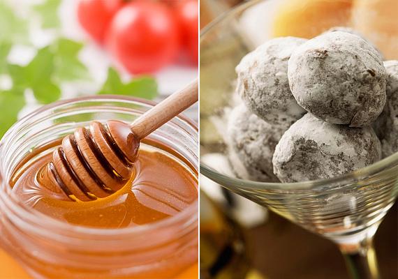 Ha a mézeskalácsot túl macerásnak találod, akkor próbálkozz az egyszerűbb, de ugyanolyan finom mézes puszedlivel. Kattints ide a receptért! »