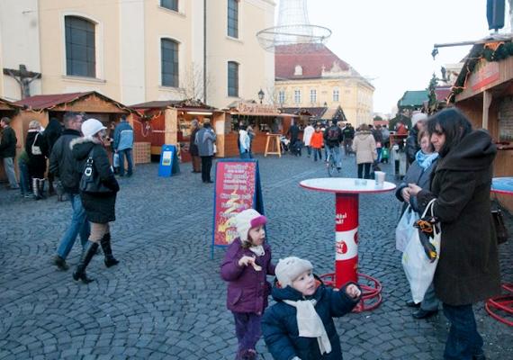 Székesfehérváron a Városháza téren nyit a karácsonyi vásár, ahol a karácsonyhoz kapcsolódó műsorokkal, finom falatokkal és széles ajándékkínálattal várnak téged is!