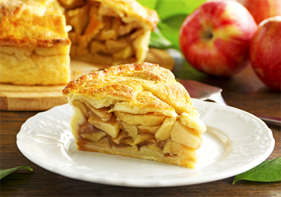 A téli szezon kedvence az alma és a fahéj duója, amelynek ízvilága leginkább az almás pitében köszön vissza. Íme, a recept!