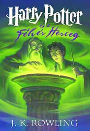 Harry Potter-könyvek