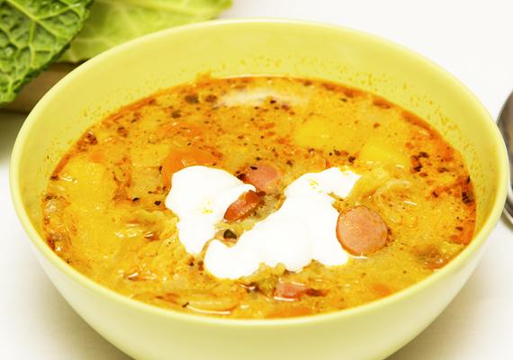 A tápláló frankfurti leves mellett nincs szükség főfogásra, rögtön a desszertre térhetsz. Íme, a recept!
