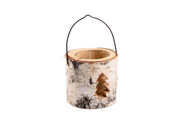 Ez a nyírfából készült rusztikus tartót, ami Forest névre hallgat, üveggel bélelték ki, nehogy lángra kapjon. A Butlersben 1990 forintért vásárolhatod meg.
