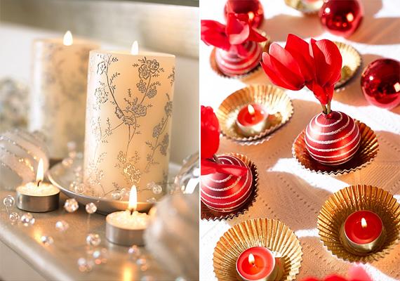 Használd a fantáziád! Néhány egyszerű, átlátszó dísszel, vagy éppen muffinpapírok segítségével szemkápráztató dekorációt készíthetsz.