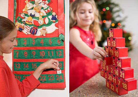 Ha szeretsz varrni, hamar összedobhatod a textilből készült, zsebes megoldást, de akár a gyerkőccel közösen építkezhettek gyufásskatulyákból is.