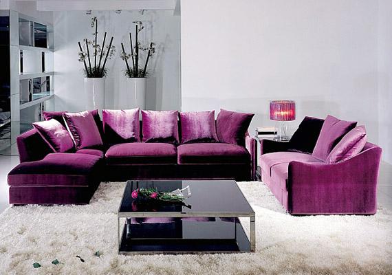 A lila nemcsak a bujaság és a pompa színe, a depressziót is felerősítheti.