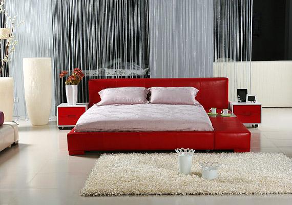 A piros olyan erősen hat a legmélyebb ösztöneidre, hogy ingerültté, agresszívvá tehet.
